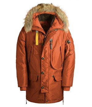 Parajumpers Kodiak Man оранжевый
