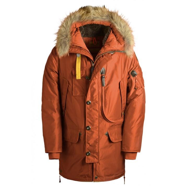 Купить Parajumpers Kodiak Man оранжевый