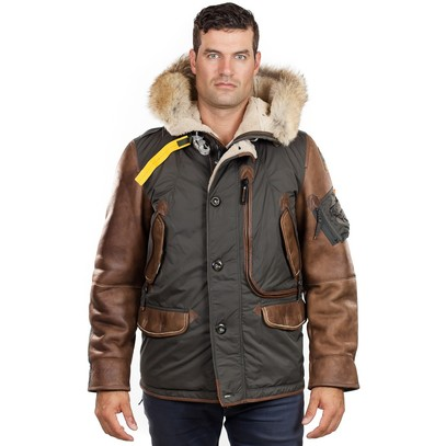 О куртках Параджамперс