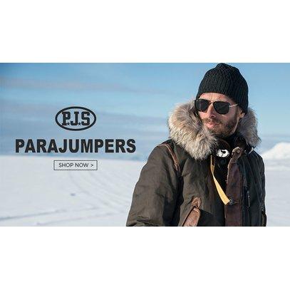 Технологии Parajumpers и характерные особенности