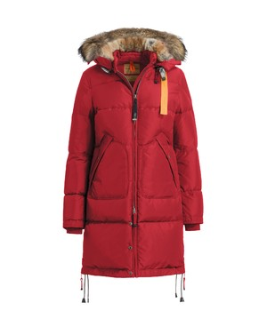 Parajumpers Long Bear красный
